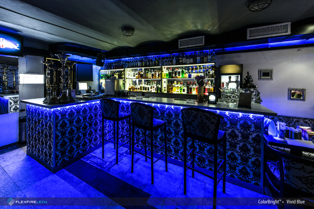 Led Lighting For Bars And Restaurants Flexfire Leds Blog