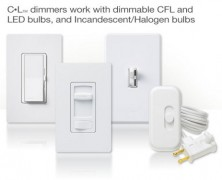 New Lutron C.L Dimmers