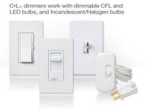 Lutron C.L Dimmers