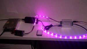 DIY Long Distance RGB LED Amplifier Installation