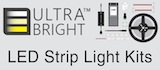 UltraBright LED Strip Light Kits