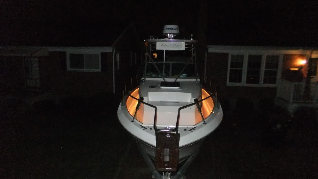 Installing Led Strip Lights In Boats And Yachts Flexfire