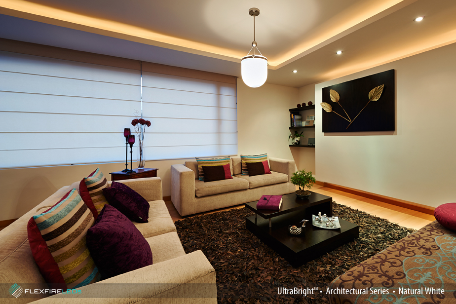 4 Indirect Lighting Ideas Using Led Strip Lights Flexfire Leds Blog