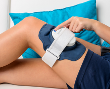 Wearable Blue LED Light Therapy To Treat Psoriasis Vulgaris