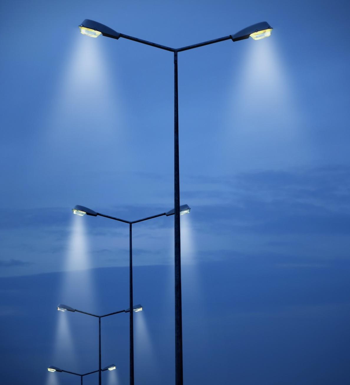 London LED Street Lights