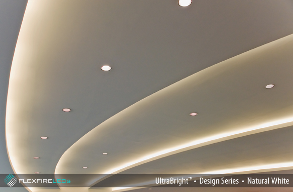 4 Indirect Lighting Ideas Using Led Strip Lights