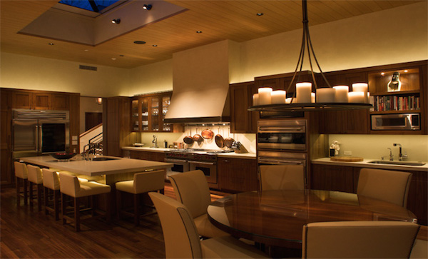 above cabinet lighting kitchen lighting 5 ideas that use led lights 10416